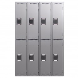 2 Tier Lockers
