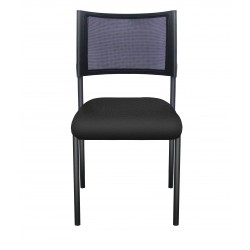 KALOR Stacking Chair  Fabric Seat (without Arms)
