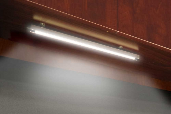 "TC - LED Tasklight 38"" for Hutch"