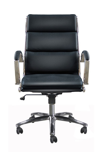MANHATTAN Conference mid-back bonded leather