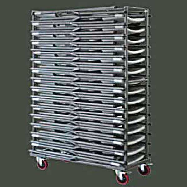 TUFFMAX TAGG TROLLEY for TAGG folding Chairs