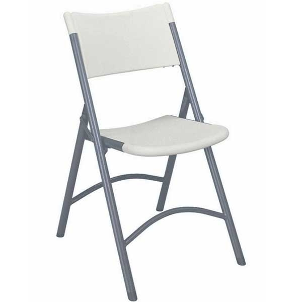 TUFFMAX TAGG Blow Mold Folding Chair (4 per pack)
