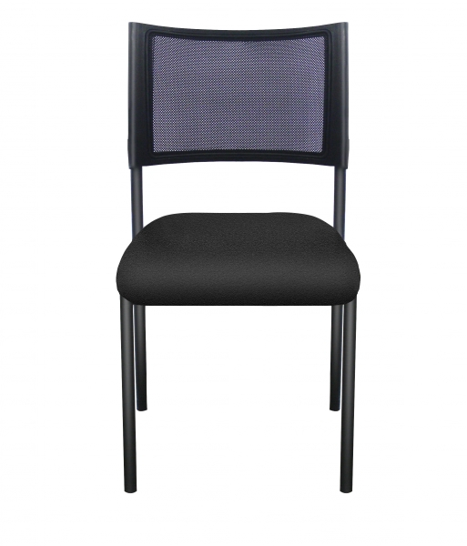 KALOR Stacking Chair -Fabric Seat (without arms)