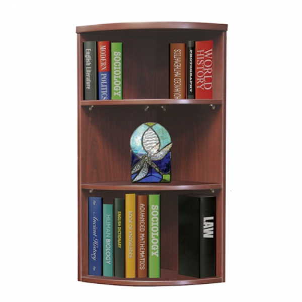 TC - Curved Bookcase (Stack-on)