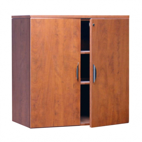 Timeless Stack-On Cabinet with Wood doors
