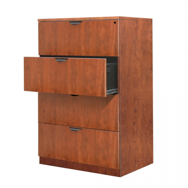 TC   4   Drawer Lateral File Cabinet