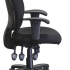 ALPHA Ergonomic Multi-function mid-back fabric-w/Seat Slider