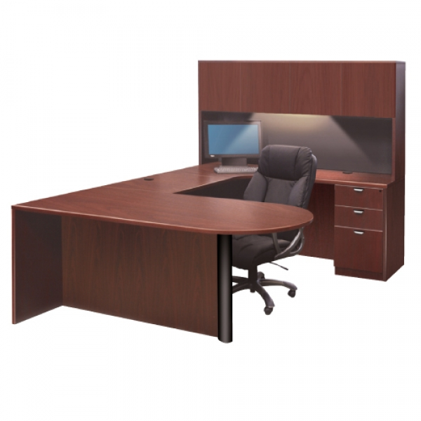 TIMELESS  Executive Suite With Bullet Desk