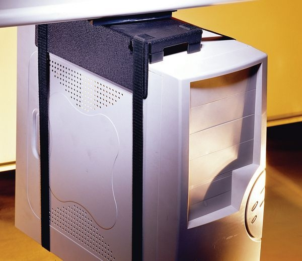 A - Encase CPU Holder
