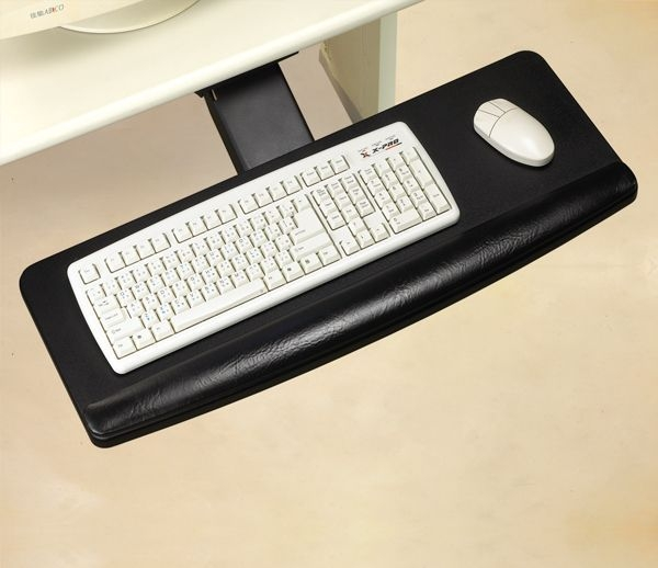 A - Wide Pursuit Keyboard Tray