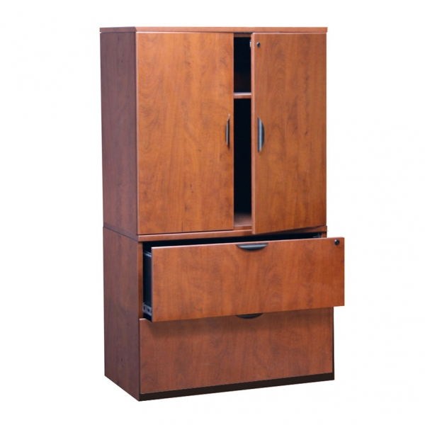 TC - 2 Drawer Lateral & Stack on Storage Cabinet.