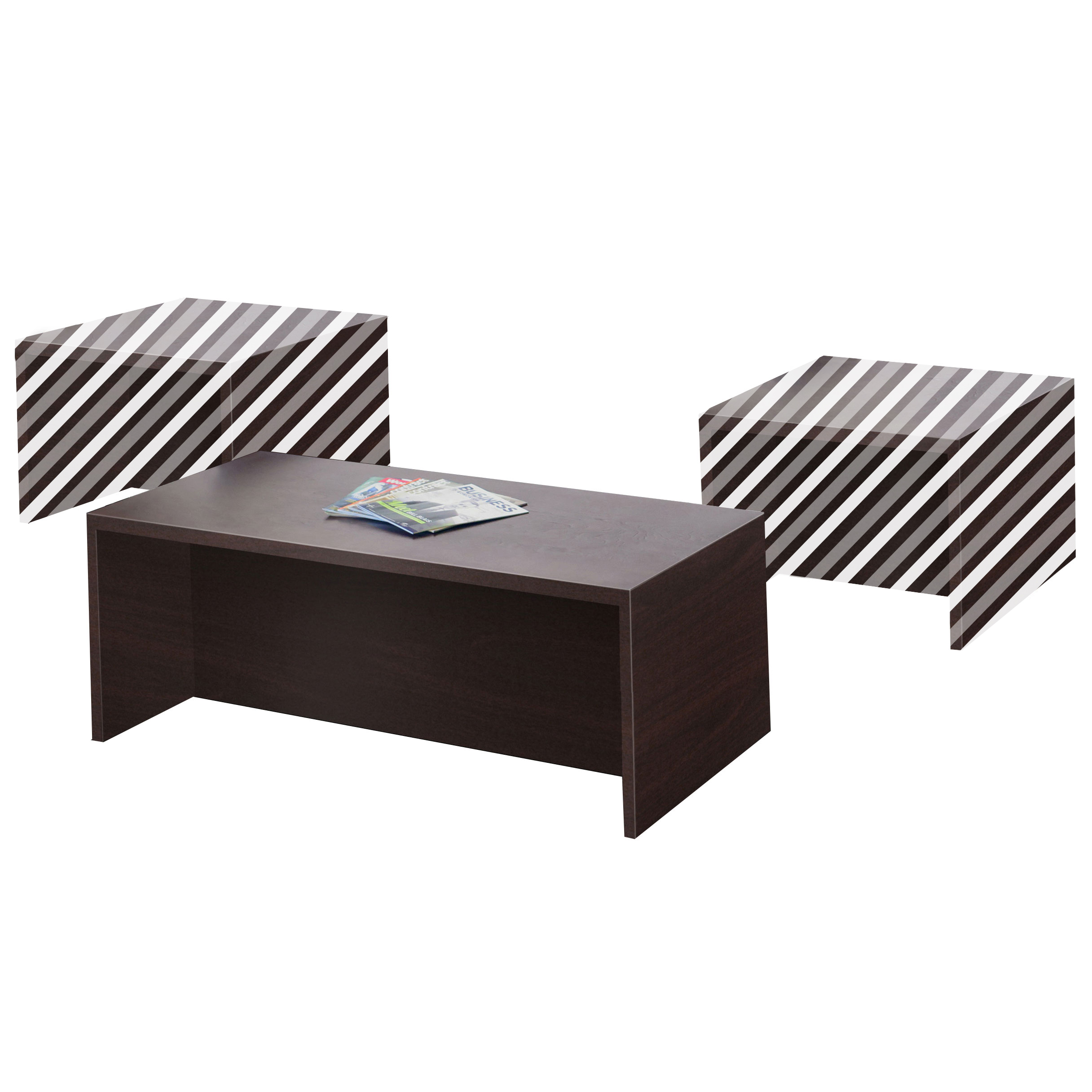 48 X 48 Coffee Table.Timeless 24 X 48 Coffee Table