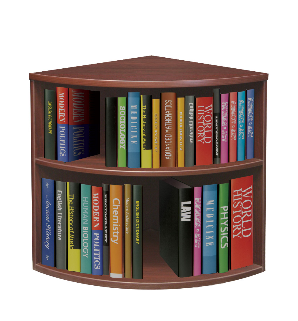 no dust bookcase products bookcases curved by furniture art