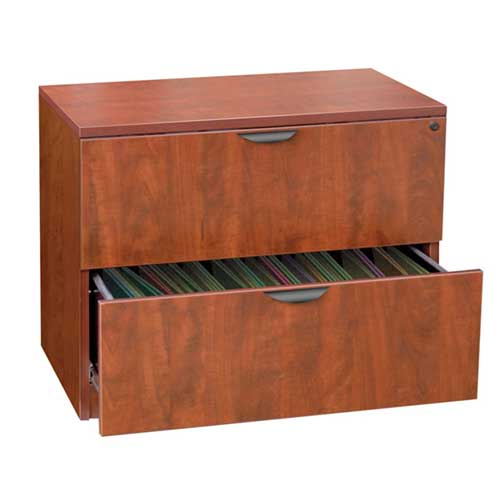 TC   2 Drawer Lateral U0026 Stack On Storage Cabinet.